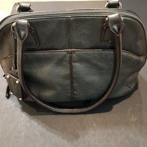 Tignanello Platinum Handbag